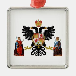 Toledo Spain Coat of Arms Christmas Tree Ornaments