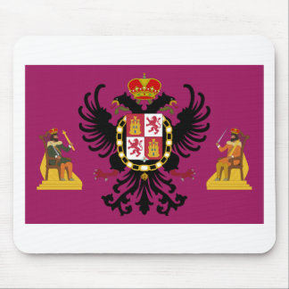 Toledo (Spain) Flag Mouse Pads