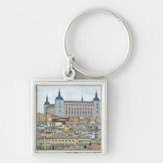 Toledo, Spain Keychain