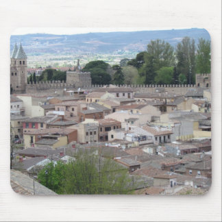 Toledo, Spain Mouse Pads