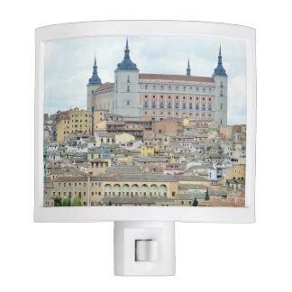 Toledo, Spain Night Light