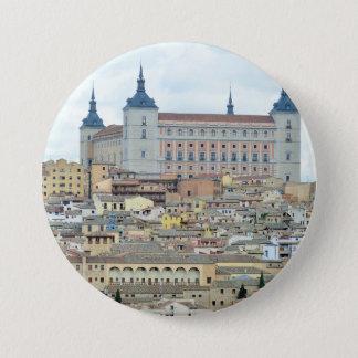 Toledo, Spain Pinback Button