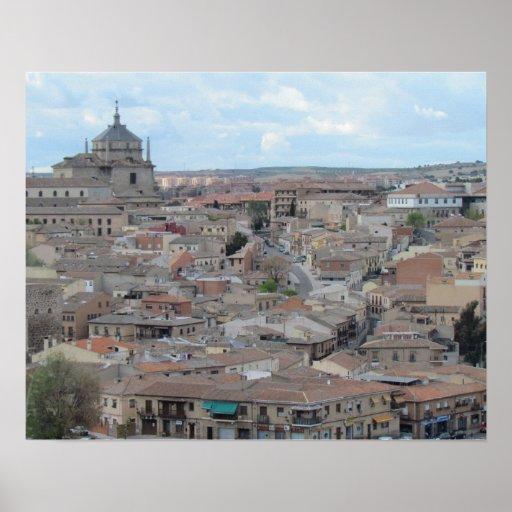 Toledo, Spain Posters