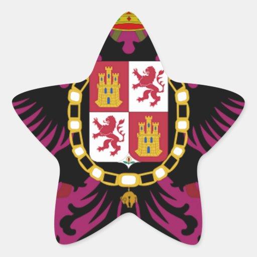 Toledo (Spain) Star Sticker