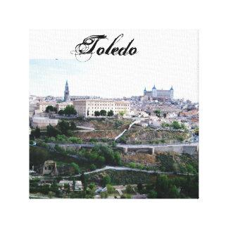 Toledo Spain Wall Canvas