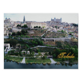 Toledo Spain  Wall Poster