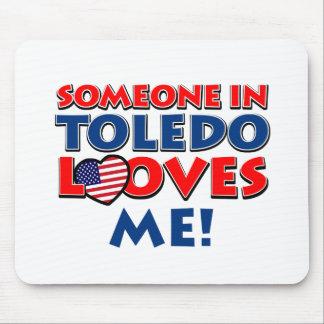 TOLEDO USA designs Mousepads