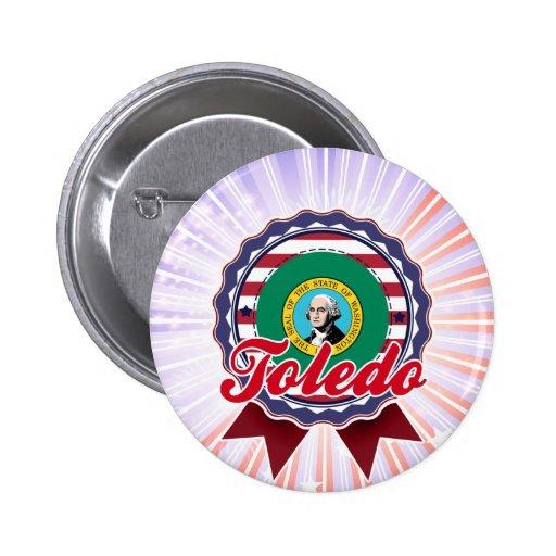 Toledo, WA Pins