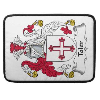 Toler Family Crest MacBook Pro Sleeve