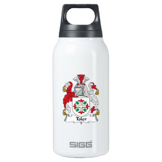 Toler Family Crest SIGG Thermo 0.3L Insulated Bottle