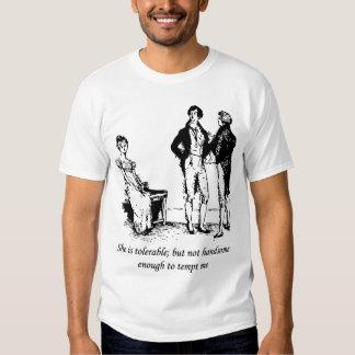 Tolerable - Pride and Prejudice T-Shirt