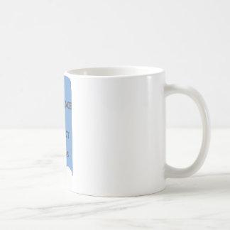 """TOLERANCE And RESPECT Always"" Coffee Mug"