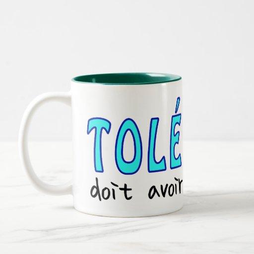 Tolérance doit avoir des limites kaffeetasse