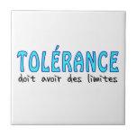 Tolérance doit avoir limites azulejos ceramicos