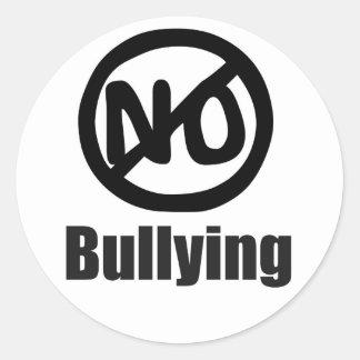 Tolerance Matters Classic Round Sticker