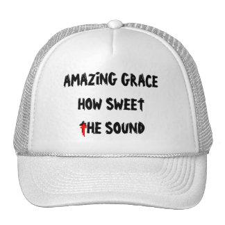 Tolerancia asombrosa cómo es dulce el sonido gorro