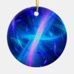 Tolerancia celestial ornamento para arbol de navidad