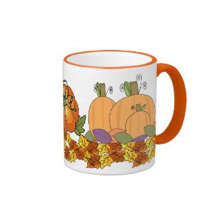 Tolerancia colorida de las vides de calabaza de taza a dos colores