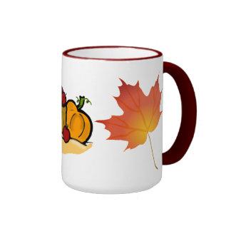 Tolerancia de las vides de las hojas de otoño de taza a dos colores