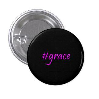 Tolerancia Hashtag Pin