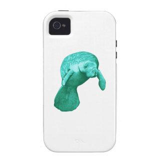 TOLERANCIA Y ELEGANTE Case-Mate iPhone 4 FUNDA