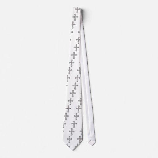 Tolerancia y fe corbata personalizada