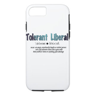 Tolerant Liberal iPhone 8/7 Case