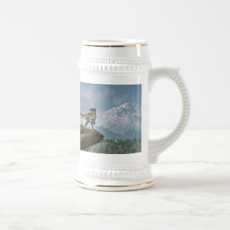 Tolerate No Competition Beer Stein