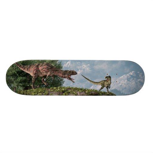 Tolerate No Competition Skate Board Deck