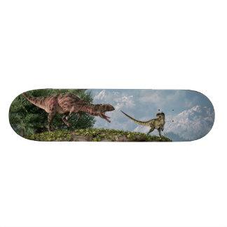 Tolerate No Competition Skateboard