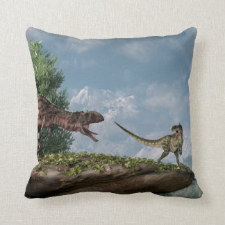 Tolerate No Competition Throw Pillow