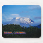 Tolima Colombia Mouse Pad