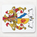 Toll Family Crest Mouse Pad