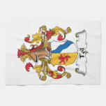 Toll Family Crest Towels