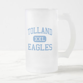 Tolland - Eagles - High - Tolland Connecticut Coffee Mugs