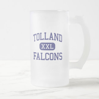 Tolland Falcons Middle Tolland Connecticut Coffee Mugs