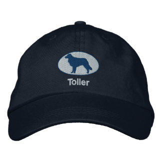 Toller Embroidered Hat (Blue)
