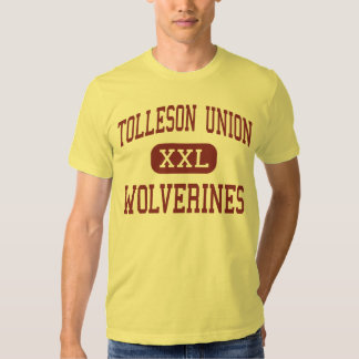 Tolleson Union - Wolverines - High - Tolleson T-shirt