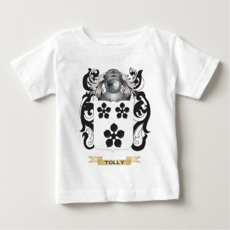 Tolly Family Crest (Coat of Arms) T Shirts