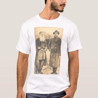 Tolstoi and Gorki T-Shirt