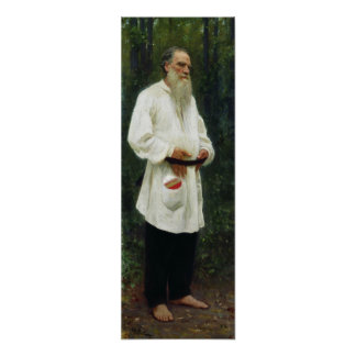 Tolstoy 1901 poster