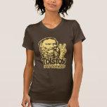 Tolstoy es mi camiseta del Homeboy