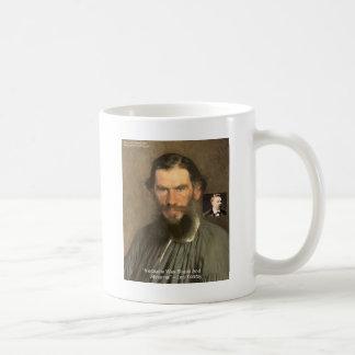 """Tolstoy """"Nietzsche ="""" camisetas estúpidas etc de Taza"""
