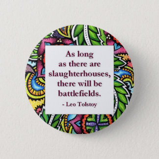 Tolstoy Quote Button