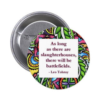 Tolstoy Quote Pins