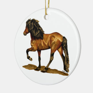 Tolt in Motion Two Christmas Ornament