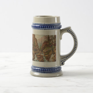 Toltec Gorge Coffee Mugs