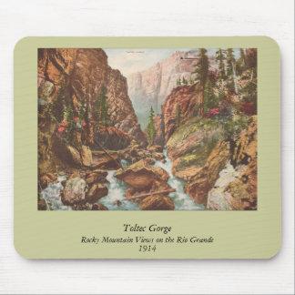 Toltec Gorge Mouse Pad