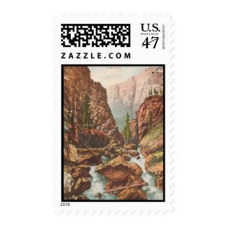 Toltec Gorge Postage