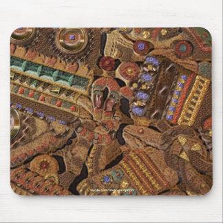 TOLTEC QUE TALLA la cultura antigua Mousepad